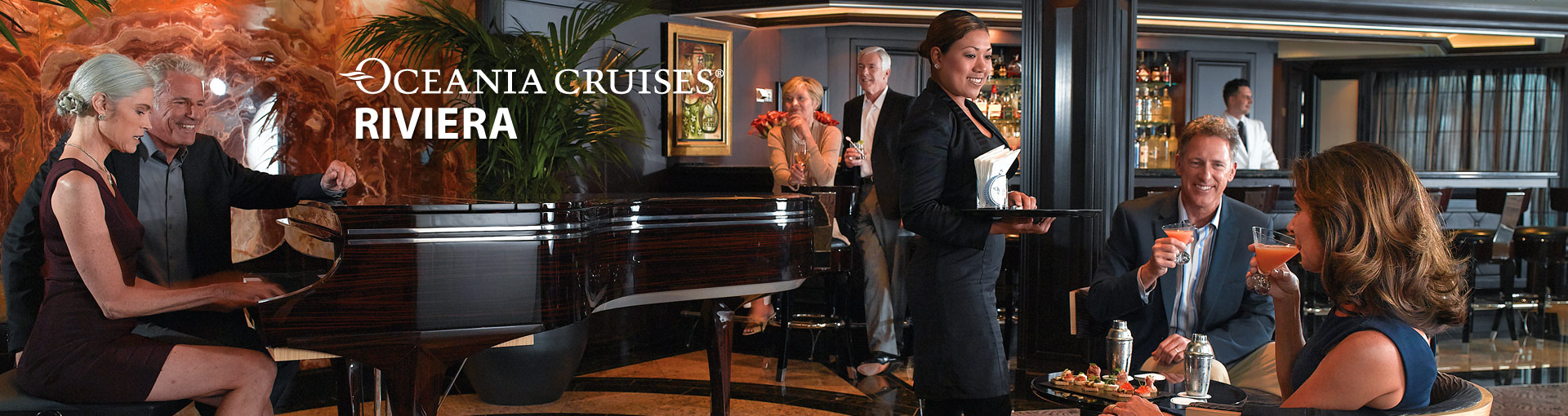 Oceania Riviera cruise ship