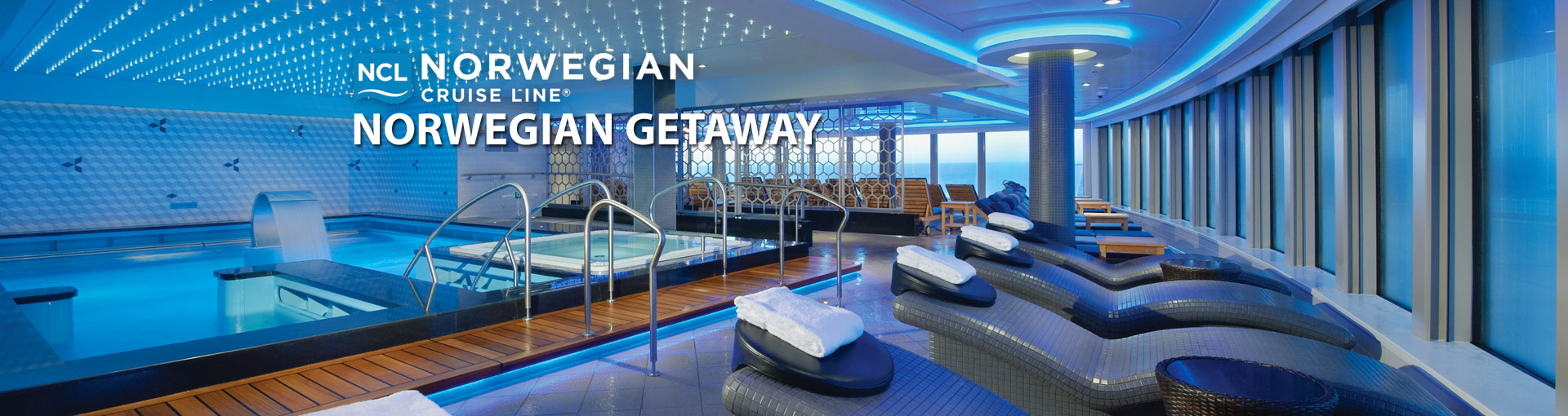 Norwegian Getaway cruise ship
