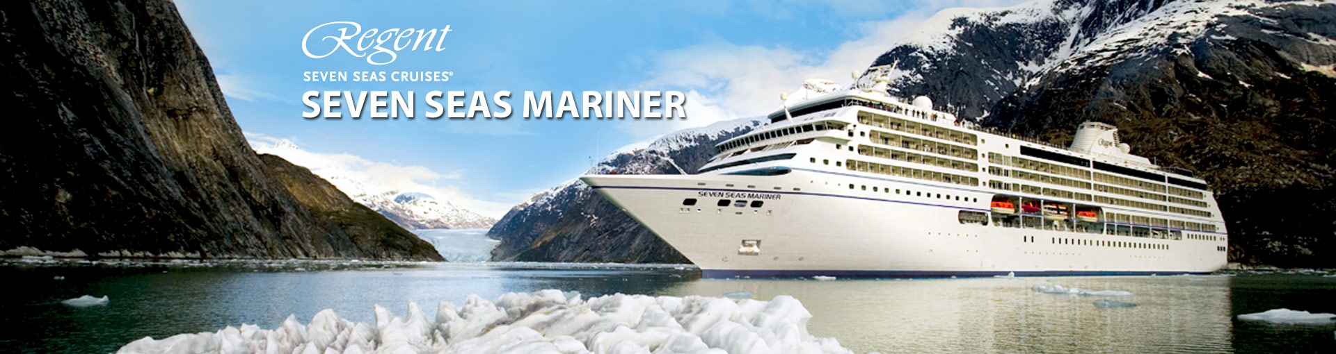 Regent Seven Seas Mariner cruise ship
