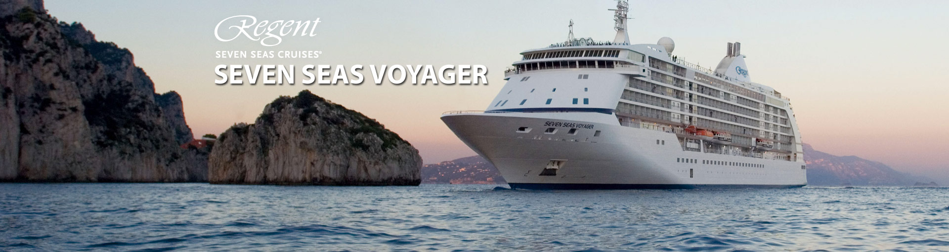 Regent Seven Seas Voyager cruise ship