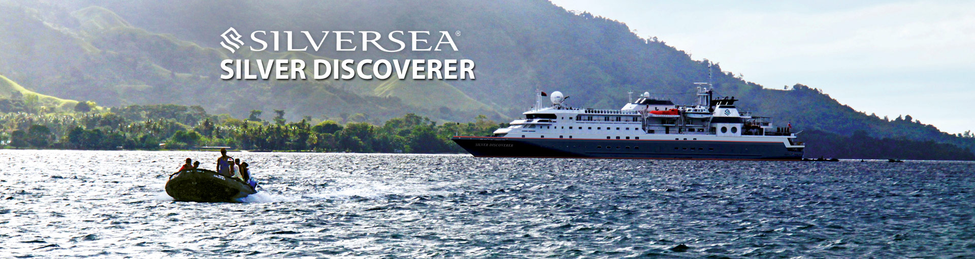 Silversea Cruises Silver Discoverer cruise ship