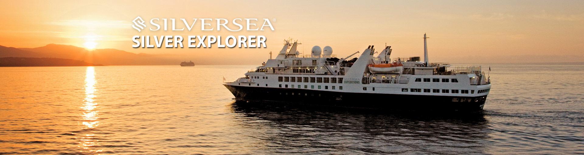Silversea Cruises Silver Explorer cruise ship