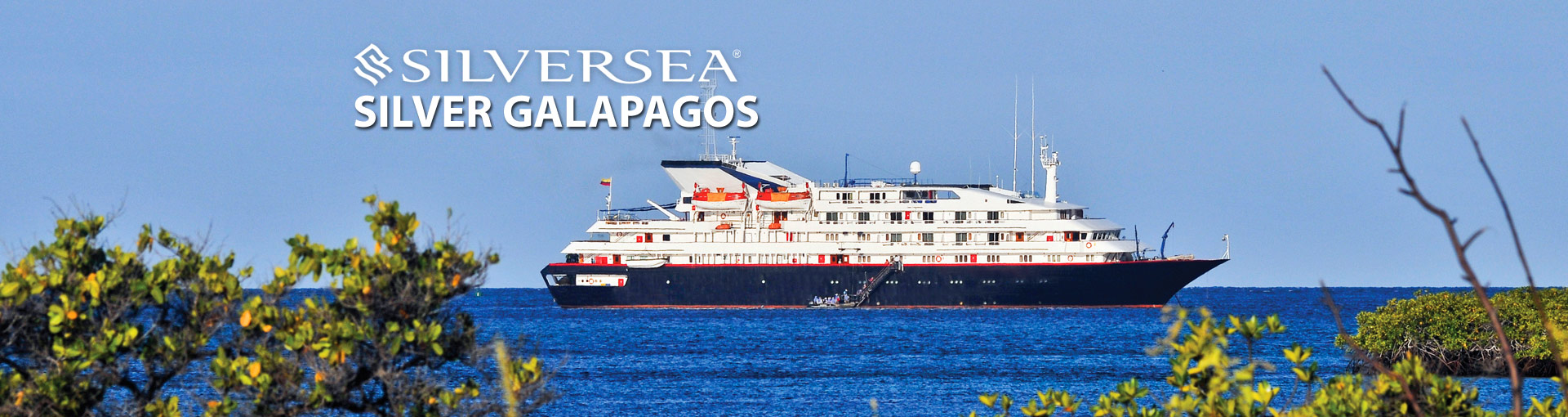 Silversea Cruises Silver Galapagos cruise ship