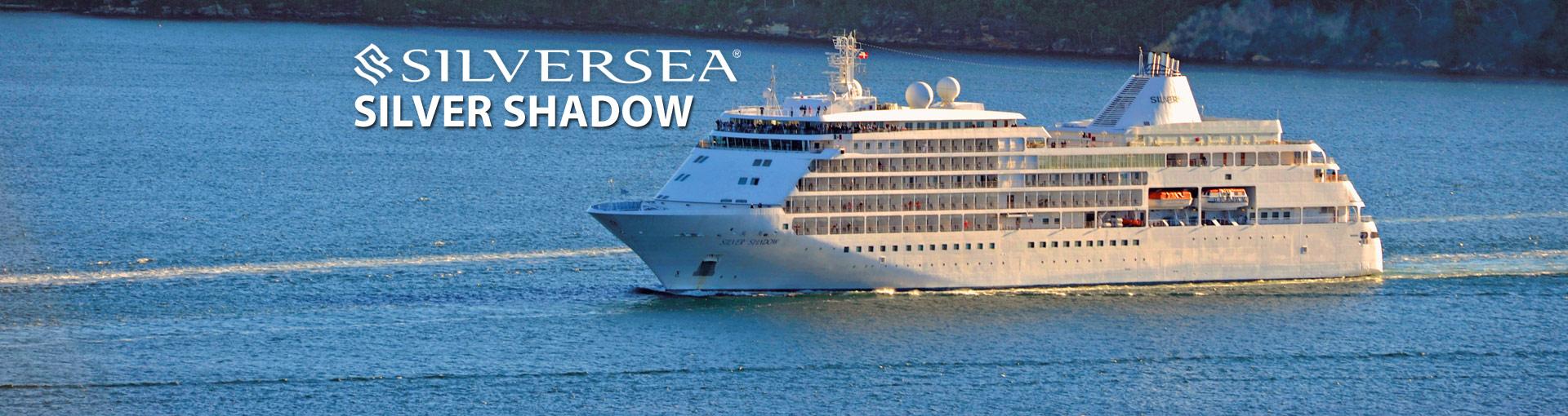 Silverseas Silver Shadow Cruise Ship And Silver Shadow - Silver shadow cruise ship itinerary