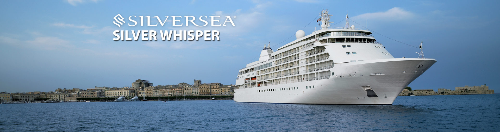Silversea Cruises Silver Whisper cruise ship