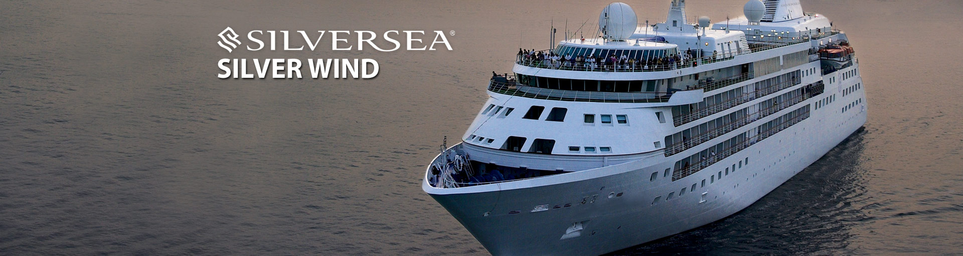 Silversea Cruises Silver Wind cruise ship