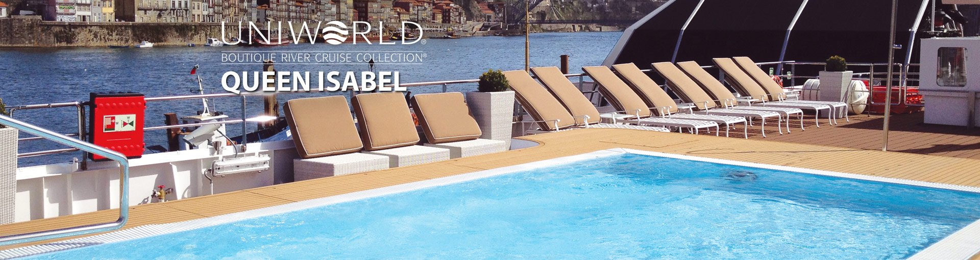 Uniworld River Cruises Queen Isabel river cruise s