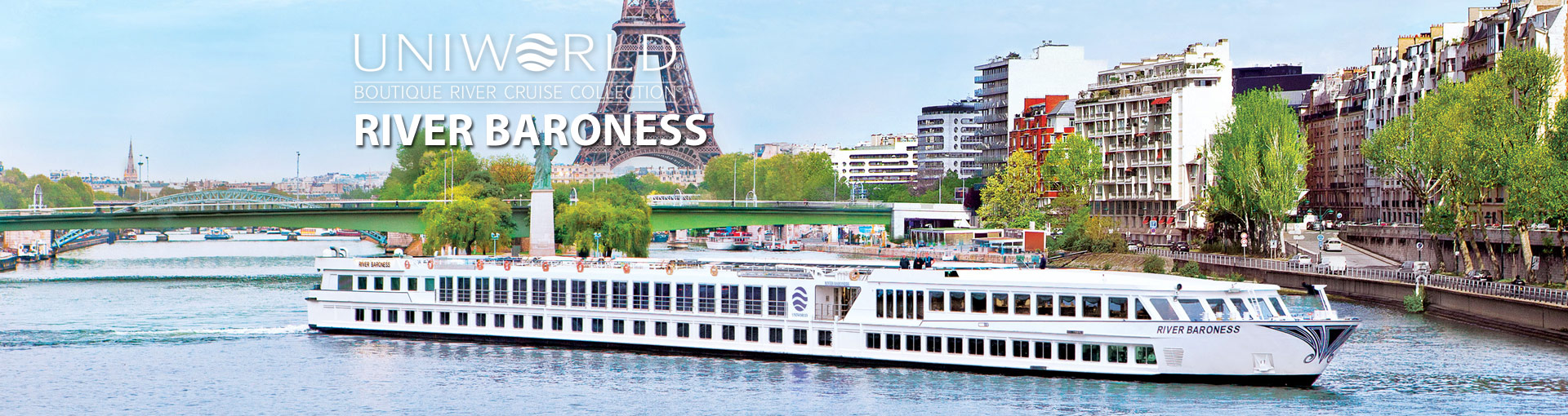 Uniworld River Cruises River Baroness river ship
