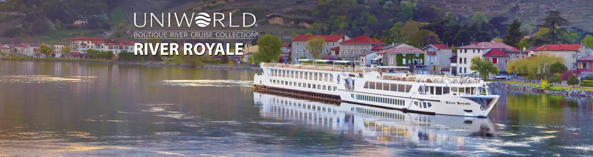 Uniworld River Cruises River Royale river ship