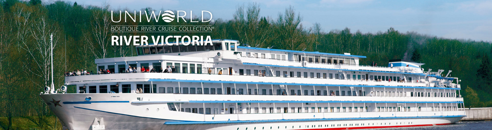 Uniworld River Cruises River Victoria river ship