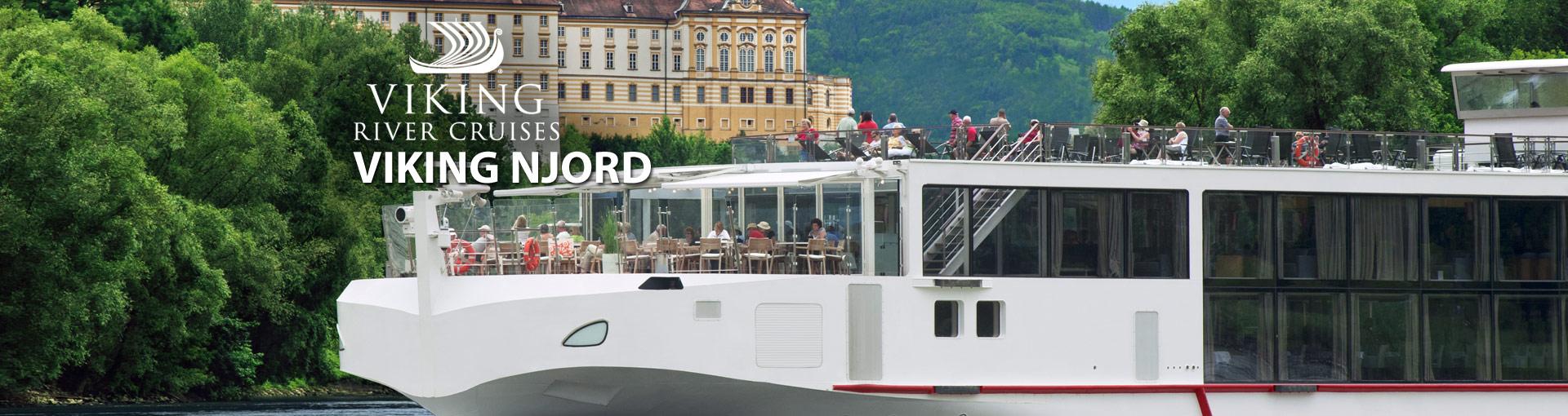 Viking Rivers Viking Njord river cruise ship