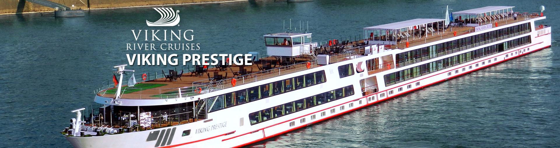 Viking Rivers Viking Prestige river cruise ship