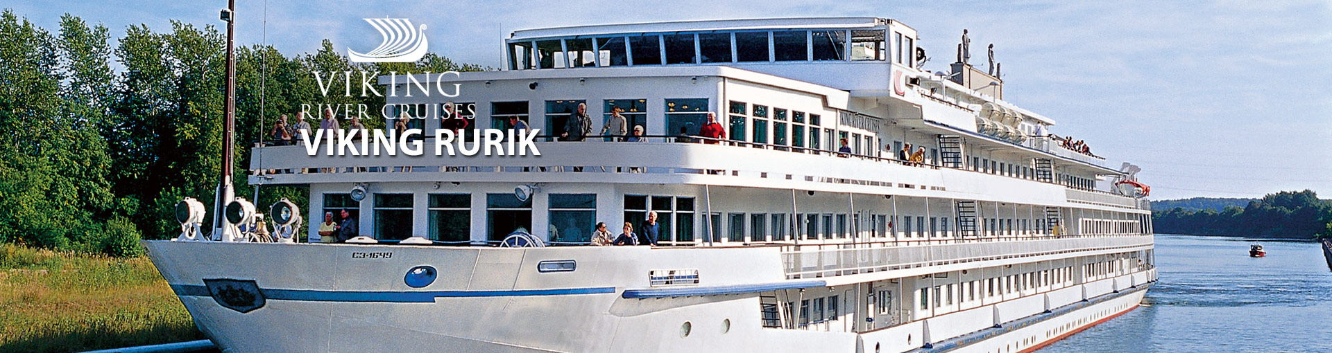 Viking Rivers Viking Rurik river cruise ship