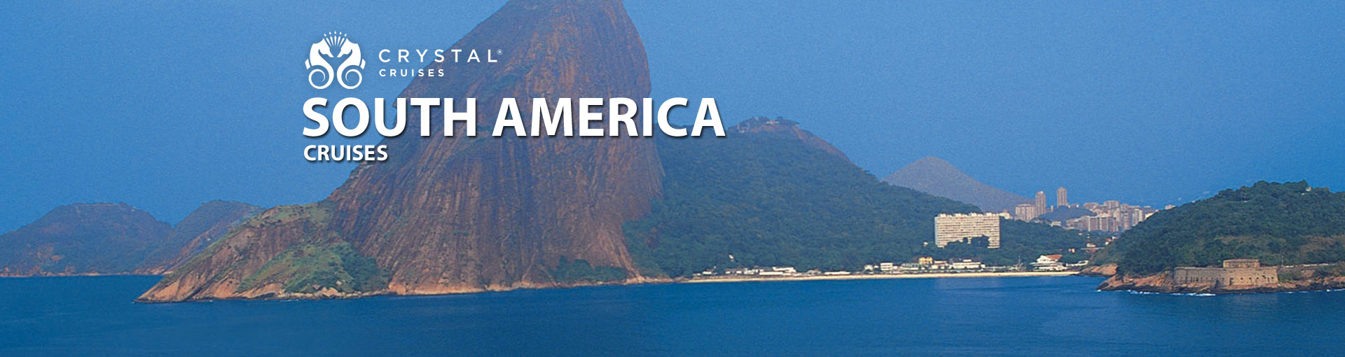 Crystal Cruises South America Cruises