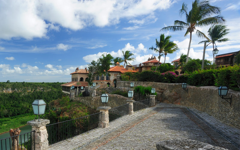 Altos de Chavón in the Dominican Republic