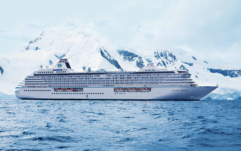 Crystal Antarctica Cruises Luxury 2017 And 2018 Antarctic Crystal Cruises