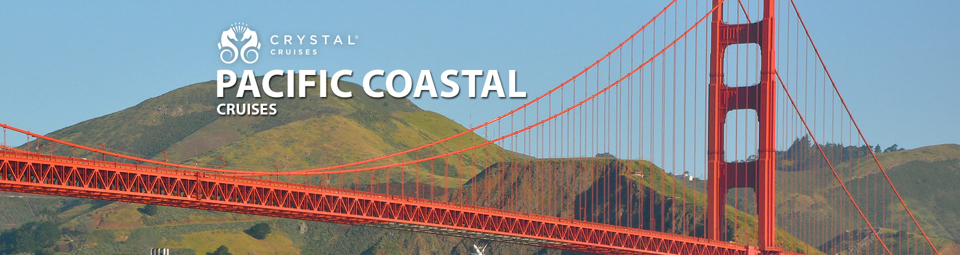 Crystal Cruises Pacific Coast Cruises