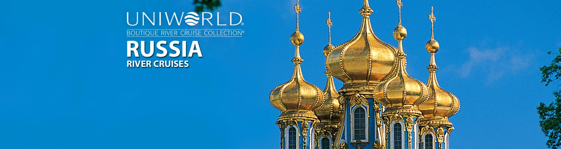 Uniworld River Cruises Russia Cruises