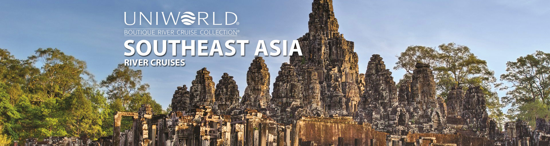 Uniworld River Cruises Southeast Asia Cruises