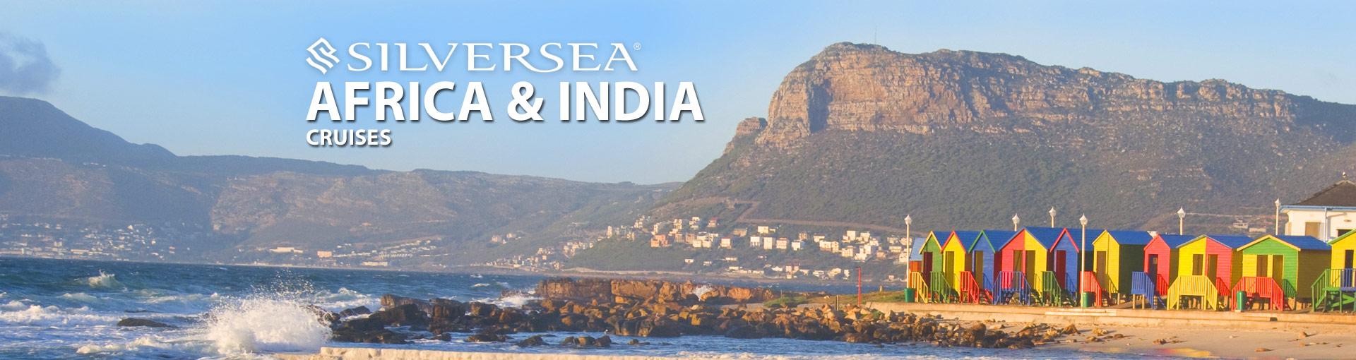 Silversea Cruises Africa Cruises