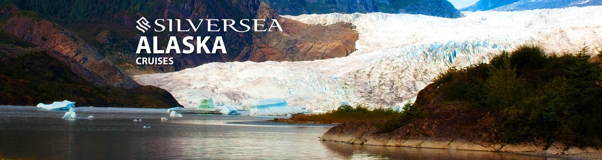 Silversea Cruises Alaska Cruises
