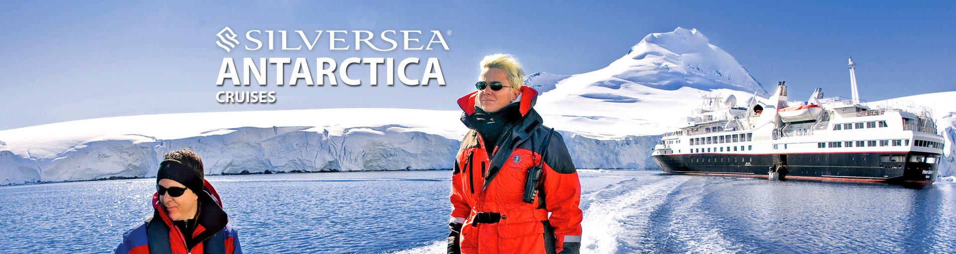 Silversea Cruises Antarctica Cruises