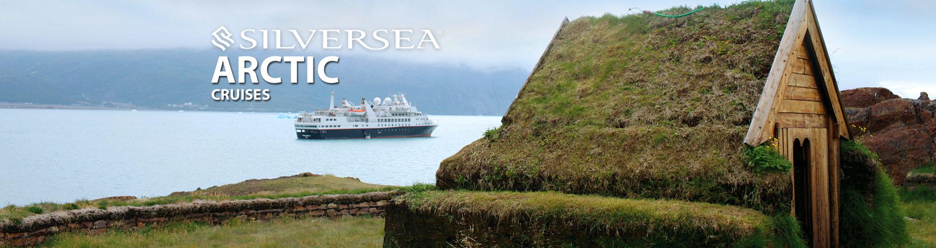 Silversea Cruises Arctic Cruises