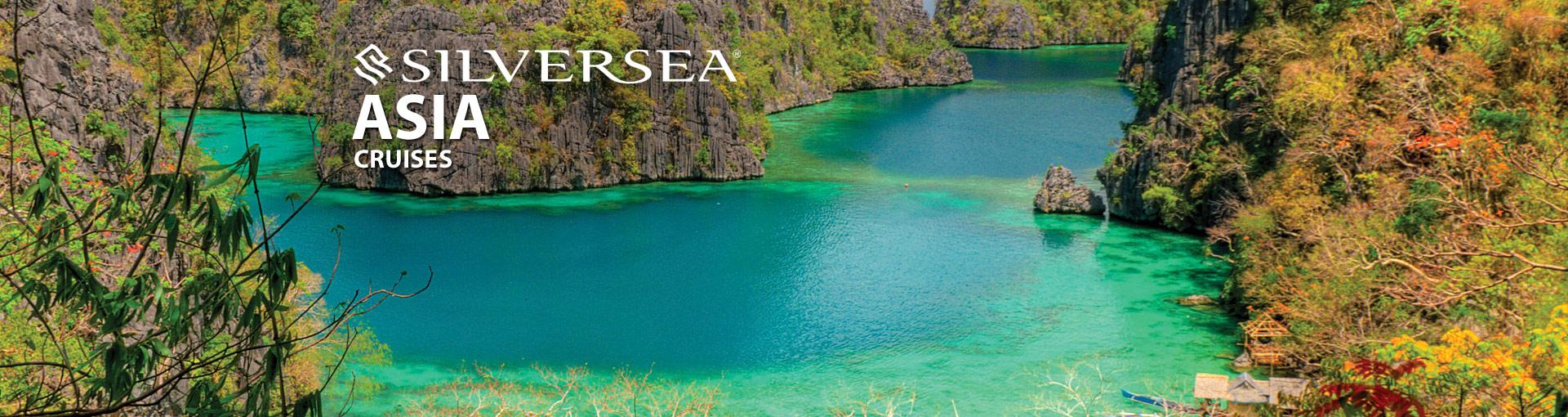 Silversea Cruises Asia Cruises