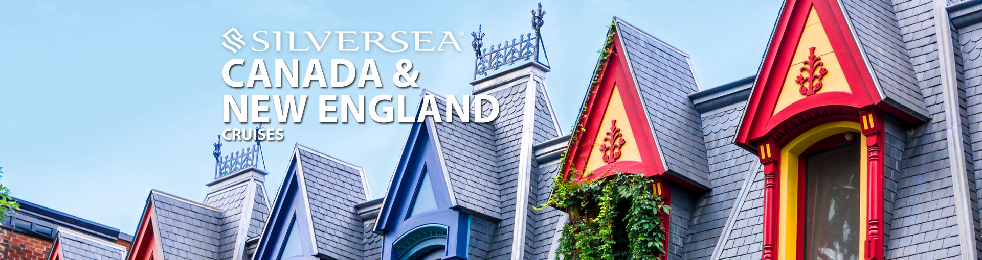 Silversea Cruises Canada / New England Cruises