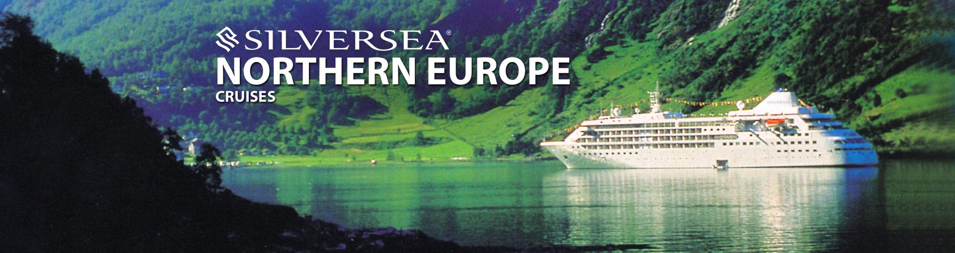Silversea Cruises Northern Europe Cruises