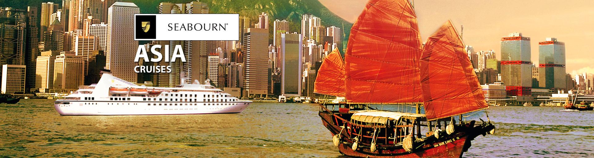 Seabourn Cruise Line Asia Cruises