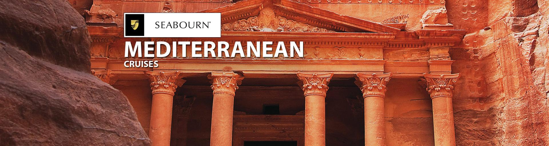 Seabourn Cruise Line Mediterranean Cruises
