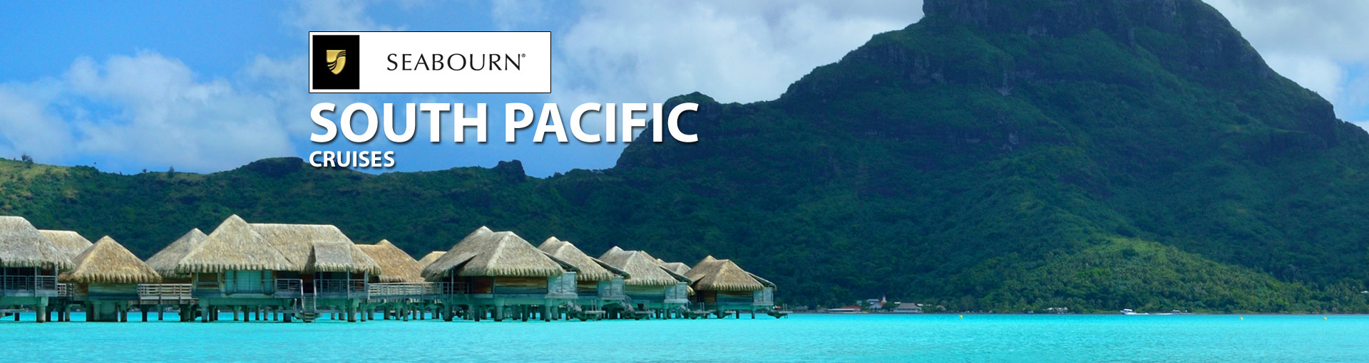 Seabourn Cruise Line South Pacific Tahiti Cruise