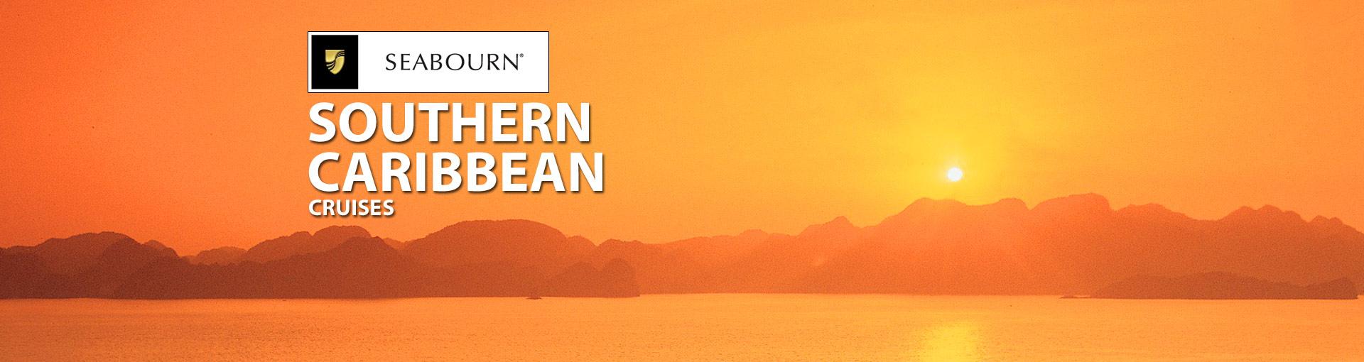 Seabourn Cruise Line Southern Caribbean Cruises