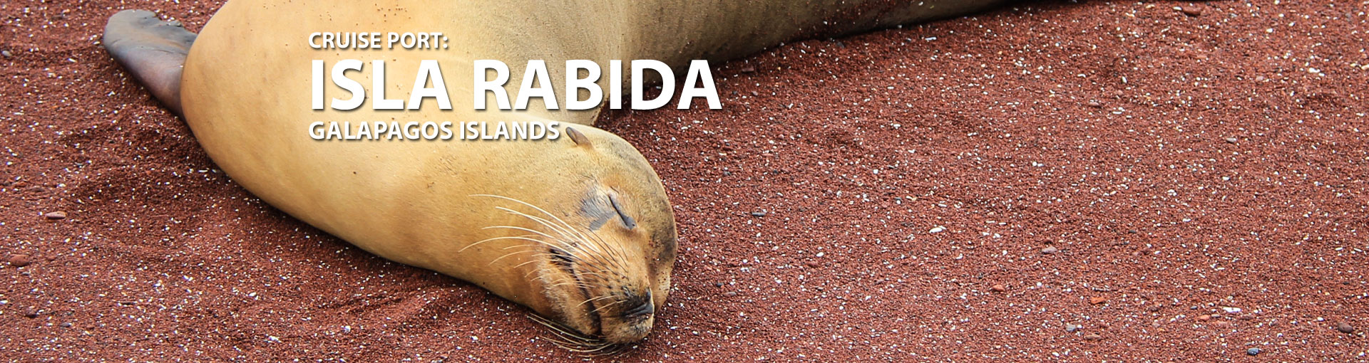 Cruises to Isla Rabida, Galapagos Islands