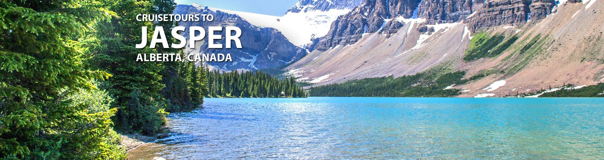 Cruisetours to Jasper, Alberta