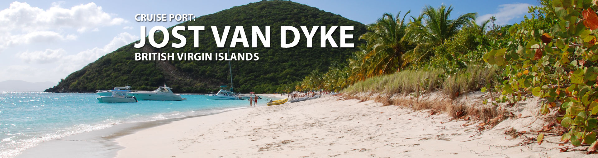 Cruises to Jost Van Dyke, British Virgin Islands