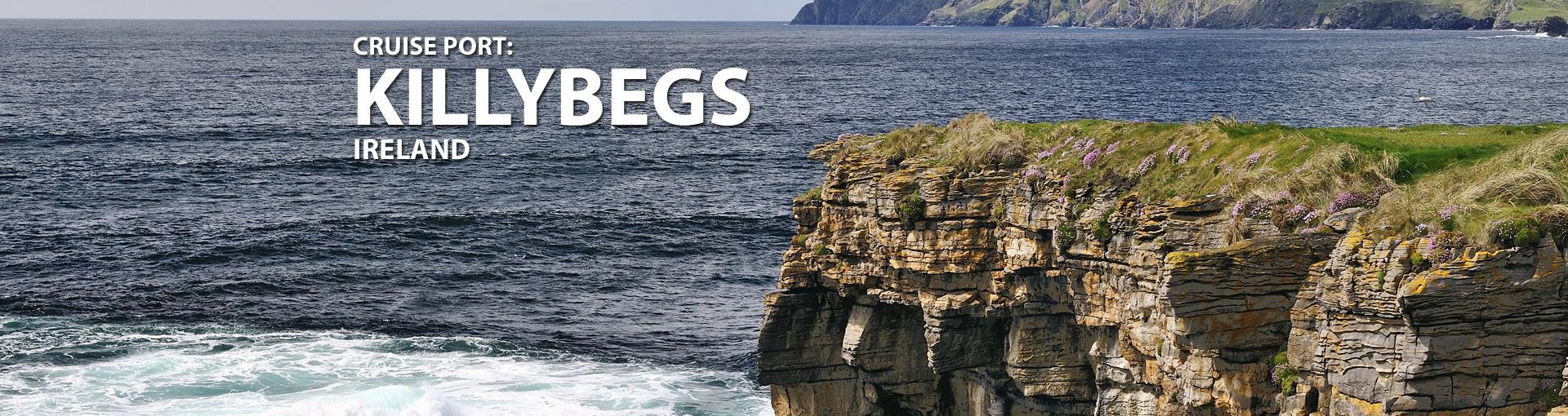 Cruises to Killybegs, Ireland