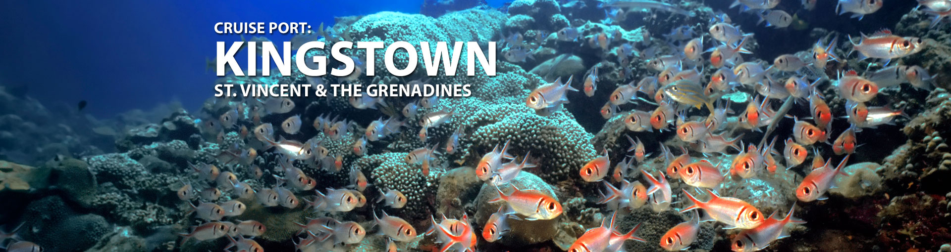 Cruises to Kingstown, St. Vincent & The Grenadines