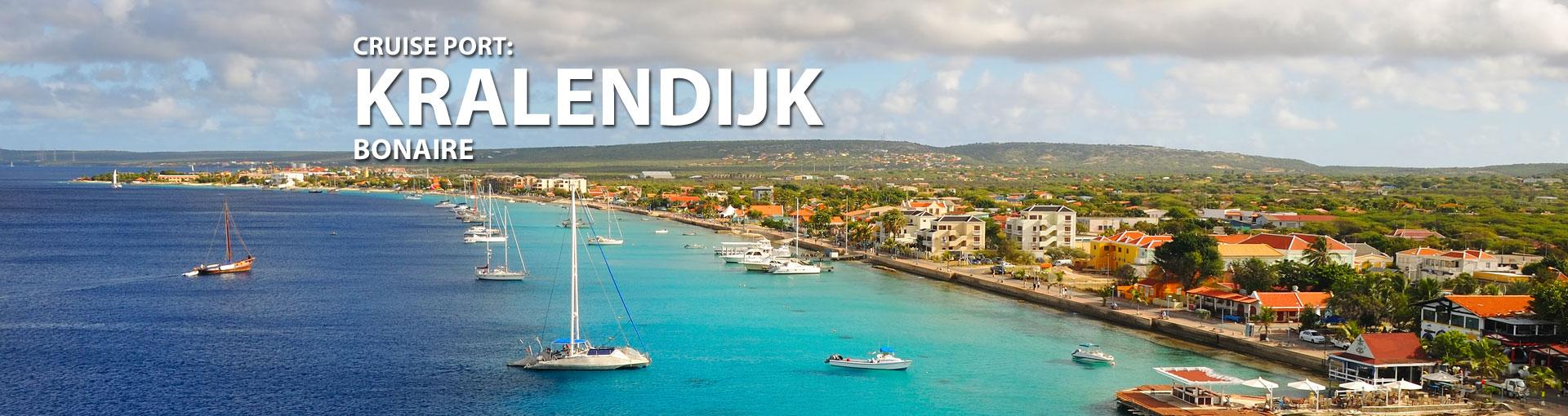 Cruises to Kralendijk, Bonaire