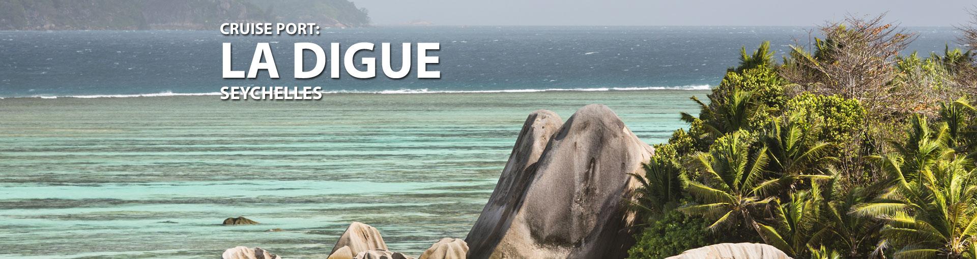 Cruises to La Digue, Seychelles