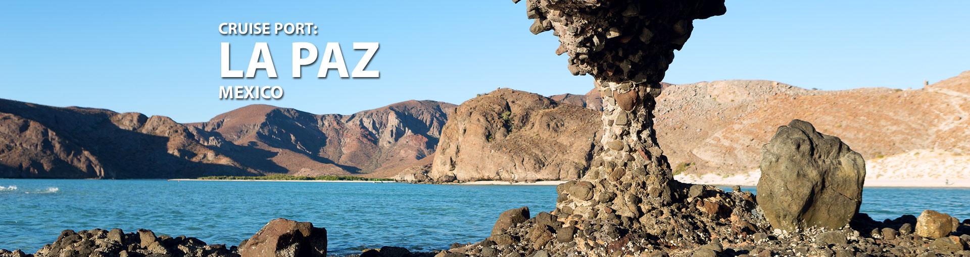 Cruises to La Paz, Mexico