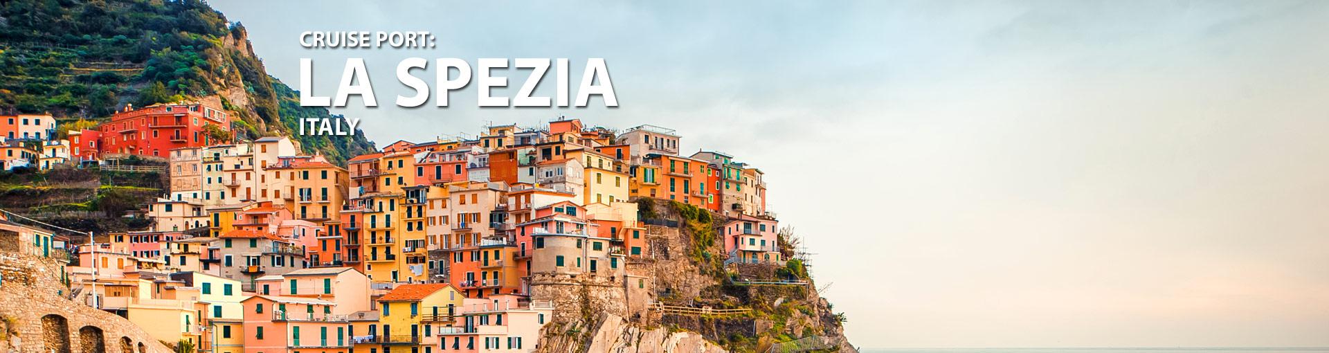 Cruises fromLa Spezia (Cinque Terre), Italy