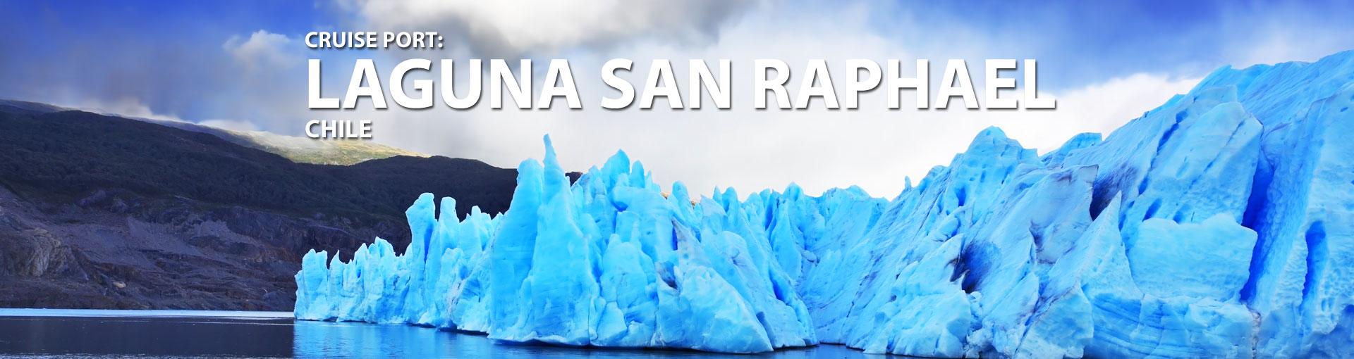 Cruise to Laguna San Raphael, Chile