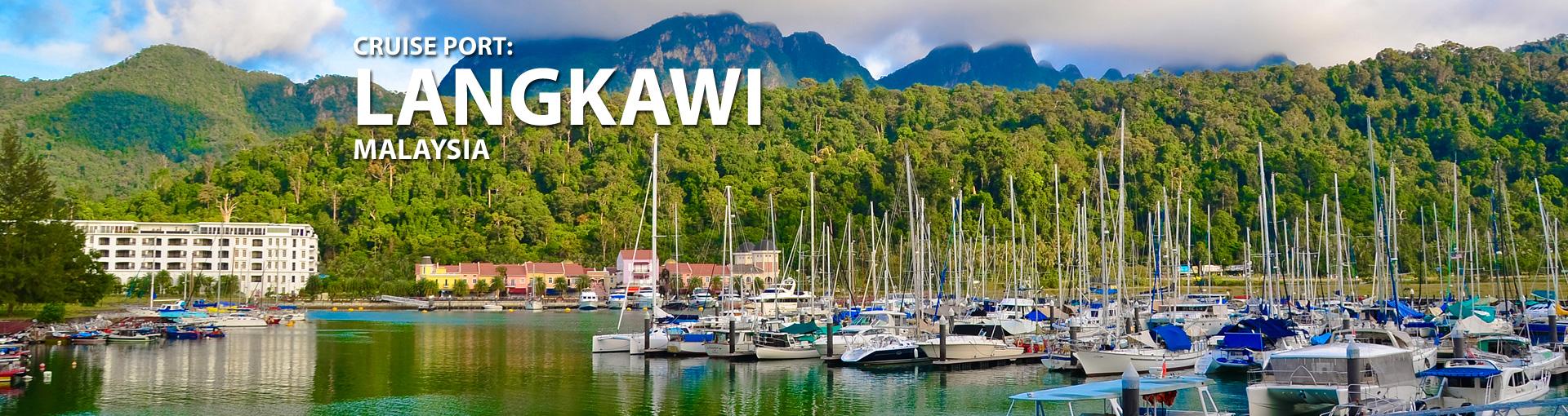 Cruise Port: Langkawi, Malaysia