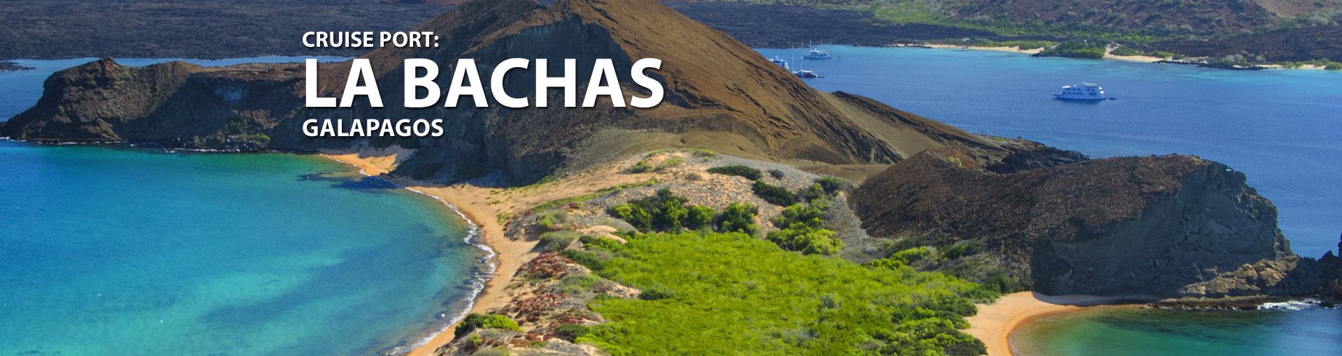 Cruises to Las Bachas, Ecuador