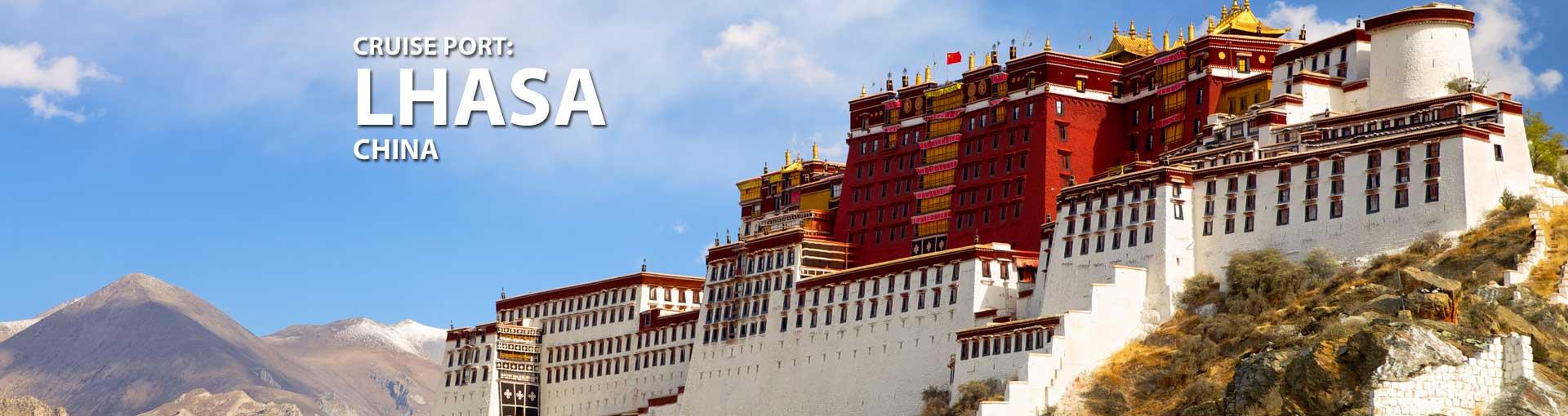 Cruises to Lhasa, China