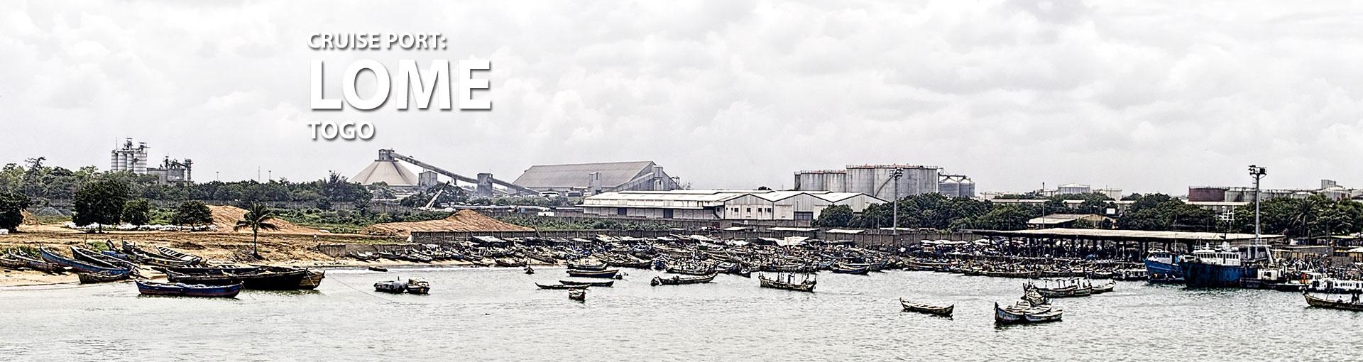 Cruises to Lome, Togo