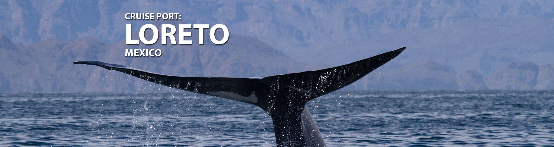 Cruises to Loreto, Mexico
