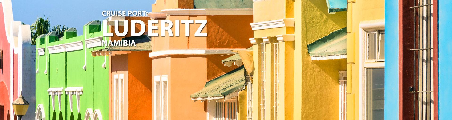 Cruises to Luderitz, Namibia